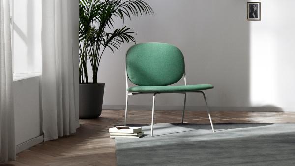 鹭鸶躺椅 | 意大利国宝级设计师